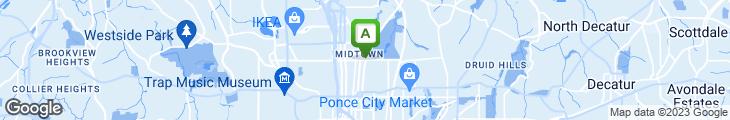 Map of Nickiemoto's Midtown