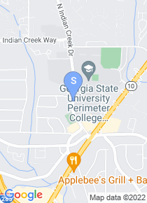 Dekalb Technical College map