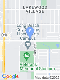 Long Beach City College map