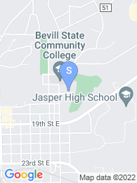 Bevill State Community College map
