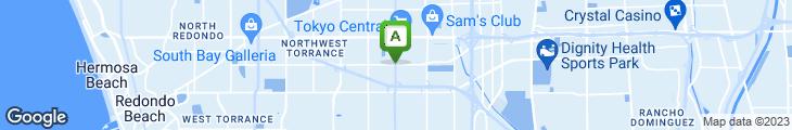 Map of Asa Ramen