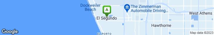 Map of Steve's Burgers