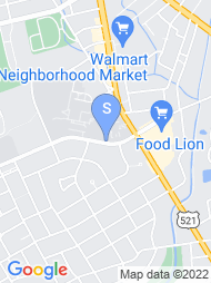 USC Sumter map
