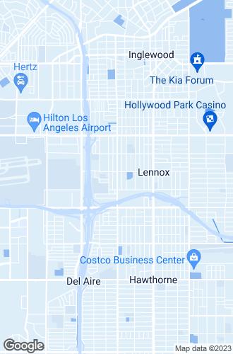 Map of Lennox