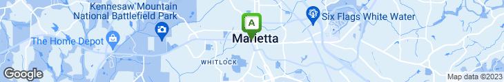Map of La Parilla