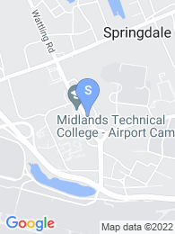 Midlands Technical College map