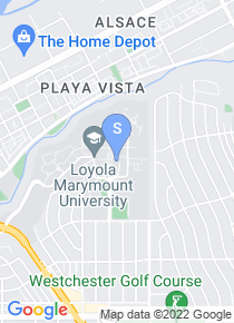 Loyola Marymount University map