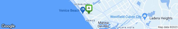 Map of Joe's Restaurant