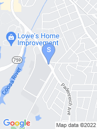 Gadsden State Community College map