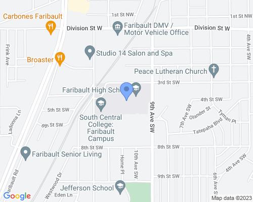 330 9th Avenue Southwest, Faribault, MN 55021, USA