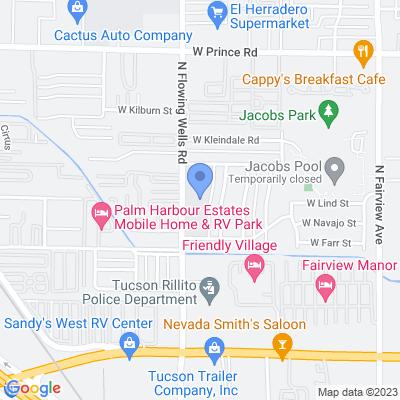3302 N Flowing Wells Rd, Tucson, AZ 85705, USA