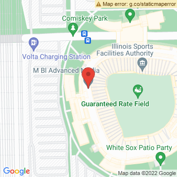 Google Map of 333 West 35th Street Chicago, IL 60616