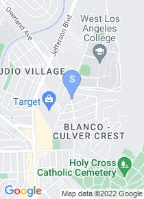 West LA College map