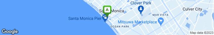 Map of Ma'Kai Lounge