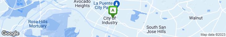 Map of Yoshinoya