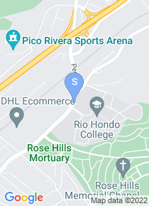 Rio Hondo College map