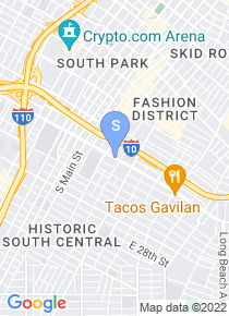 Los Angeles Trade Technical College map