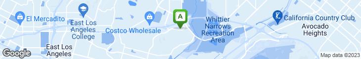 Map of Marie Callender's