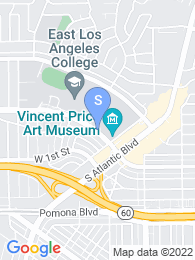 East Los Angeles College map