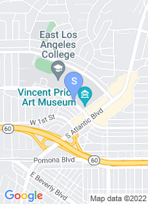 East LA College map