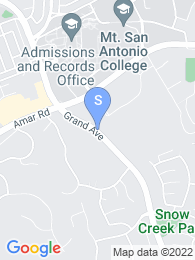 Mt San Antonio College map