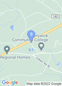 Brunswick Community College map
