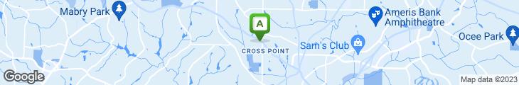 Map of Fish Bowl