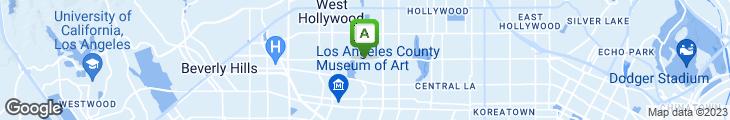 Map of Grace Restaurant
