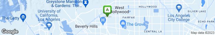 Map of Ago Restaurant