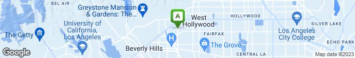 Map of Bridge Restaurant
