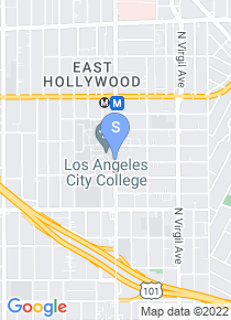 LA City College map