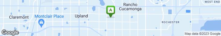 Map of Cask N Cleaver
