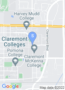 Claremont McKenna College map