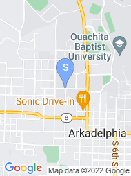 Henderson State University map