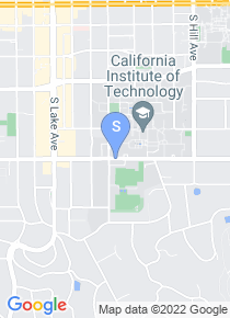 Cal Tech map