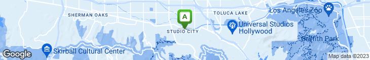 Map of Midori Sushi