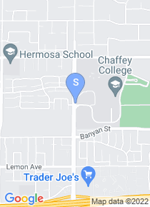 Chaffey College map