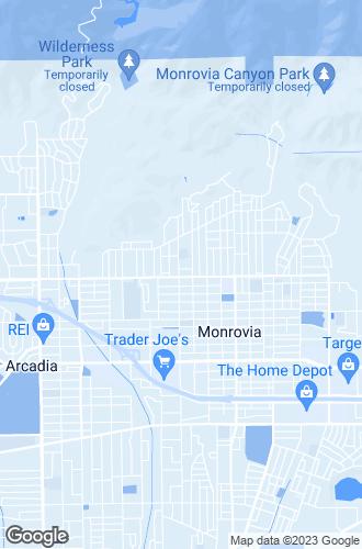 Map of Monrovia