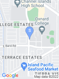 Oxnard College map
