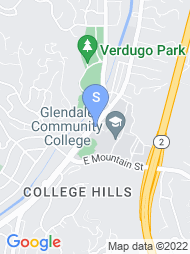Glendale Community College map