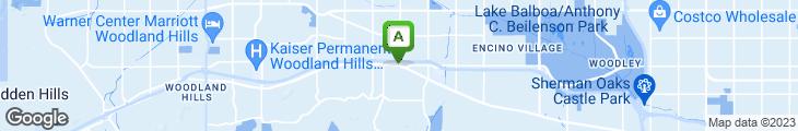 Map of Cicis Cafe
