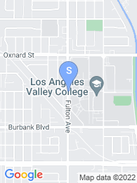 LA Valley College map