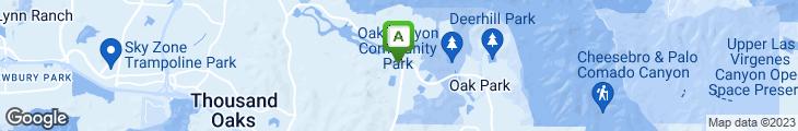 Map of Rustico (Westlake Village, CA)