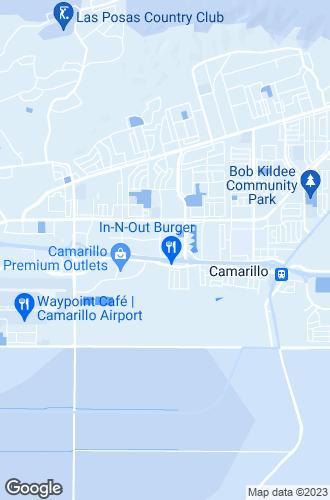 Map of Camarillo