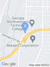 Georgia Northwestern Technical College map