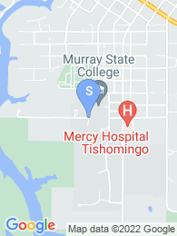 Murray State College map