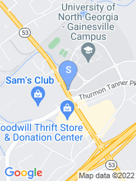 Gainesville State College map