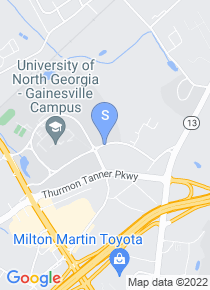 Lanier Technical College map