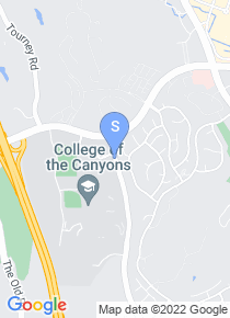 College of the Canyons map