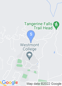 Westmont College map